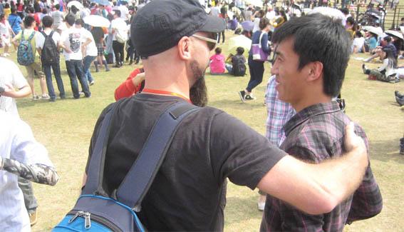 Zebra Festival Beijing 2011 copy