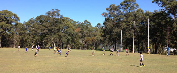 Macleay Valley Eagles 18Aug13
