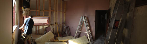 Kitchen Walls23Aug14