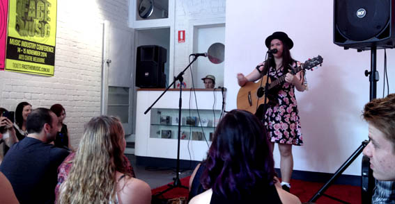 Darcy Fox Northcote 19Oct14