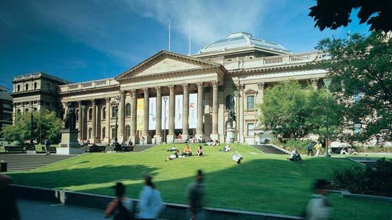 State Library Victoria 2015