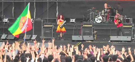 Live In China 2011