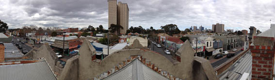 Roof top panorama 20Aug14
