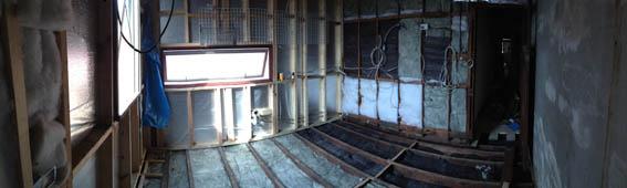 Upstairs Kitchen 16Aug14